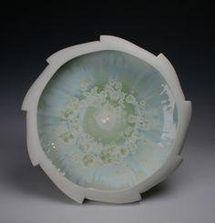 Ernest Miller Ceramics, porcelain plate