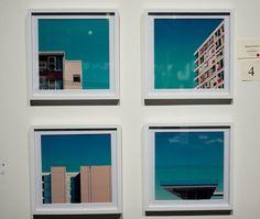 'Skyward Series', photographs by David Bedggood Photographs, Polaroid Film, David, Windows, Art, Craft Art, Fotografie, Window, Kunst
