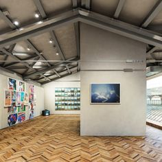 Prada Foundation inaugurated a new exhibition space in downtown Milan: the Observatory.