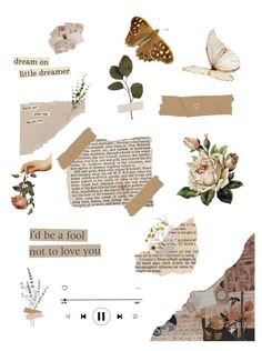 aesthetic stickers for journaling