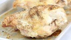 Perfectly Baked Chicken Breast (Bone-In)