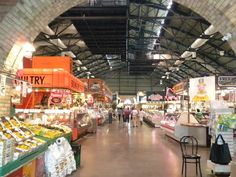 Photo of St Lawrence Market in Toronto Canada - Foodie Destination