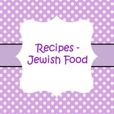 modern recipes for rosh hashanah