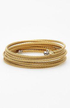 ALOR® Coil Bracelet available at #Nordstrom