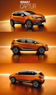 Con El Motivo Del Comienzo Del Salon De Ginebra Renault Presenta Captur Su Primer Crossover