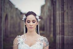 Viking Bride - Modern Viking Wedding Inspiration
