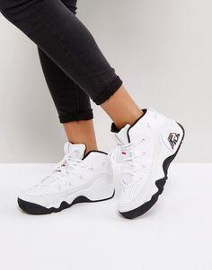 Fila 95 Sneakers In White - White