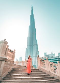 Finally on my bucket list - Burj Khalifa.