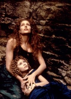 Interview with the Vampire: the Vampire Chronicles (1994) - Kirsten Dunst as Claudia, Domiziana Giordano as Madeleine, directed by Neil Jordan