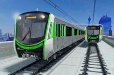#NipponSharyo to build #Jakarta #metro trains #INDONESIA #railway #rollingstock