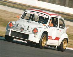 >Fiat Abarth 1000 TCR | Straightspeed