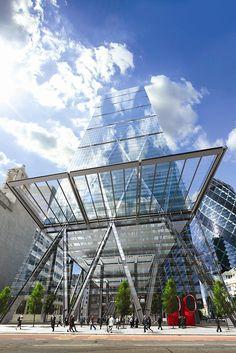 The Leadenhall Building, London | 225m
