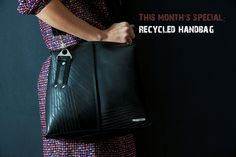 Manguetown is a reputable and dedicated recycled fashion brand that specializes in providing recycled bags and accessories. Pet Bottle, Recycled Fashion, How To Make Handbags, New Pictures, Sling Backpack, Fashion Brand, New Look, Upcycle, Shoulder Strap