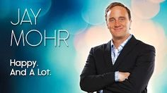 """Jay Mohr: """"Happy. And A Lot,"""" premiering on Showtime. Jay's second Showtime special is the first of several lolflix stand-up comedy specials filmed during the Santa Barbra LOL Comedy Festival that will premiere on a major Network. More premieres to be announced in the coming weeks. ALERT: Get ready for SBLOLFEST 2015. Filmed during the Santa Barbara LOL Comedy Festival, click on photo to watch."""