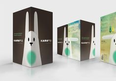 Karotz by Sean Habig, via Behance