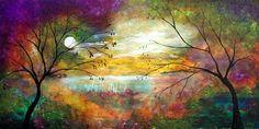 Autumn Lake Lauren Marems