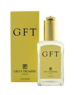 Geo. F. Trumper - GFT Cologne Glass atomiser bottle 50ml