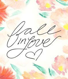 Fall In Love♥