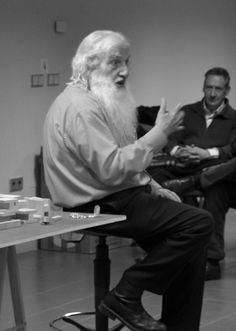 Conferencia Escuela de Arquitectura de Toledo EAUCLM | Ricardo Aroca y Javier Vellés