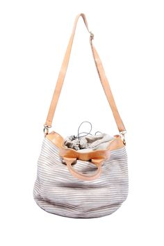 very cute! Washed Leather Bag