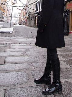 Normcore, Chic, Black, Style, Fashion, Shabby Chic, Swag, Moda, Elegant