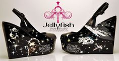 Studio Jellyfish | The Best Hand Painted Shoes!