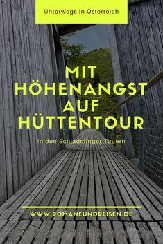 Mit Höhenangst auf Hüttentour: eine herausfordernde und wunderschöne Wanderung in den Schladminger Tauern in der Steiermark. Movies, Movie Posters, Mountains, Alps, Destinations, Viajes, Nice Asses, Films, Film Poster