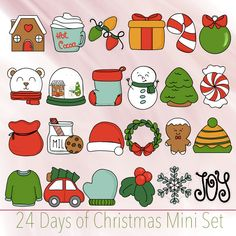 Christmas Bags, Christmas Desserts, Christmas Treats, Christmas Cookies, Cookie Cutter Set, Cookie Dough, Advent Calenders, Cookie Packaging, Hand Illustration