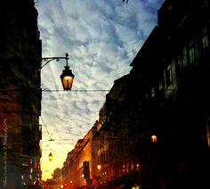 Lights / Street Lamps: The light of the Night, photo credits Helena Simões da Costa © 2016, Lisboa (http://helenasimoesdacosta.wix.com/helencostafotografia)
