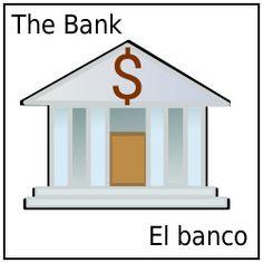 Mi Palabra Del Día: El Banco - The Bank