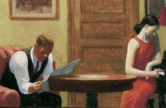 Edward Hopper, Edward Hopper at the Grand Palais, Paris on ArtStack Edward Hopper, Like U, City Life, Pretty Pictures, Short Film, Paris, Image, Instagram, Psychology