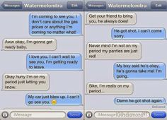Funny Texts #93 | The Web Babbler
