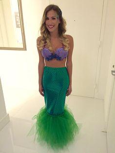 Adult Mermaid Tail Skirt by AMermaidPrincess on Etsy