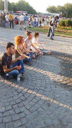 Gezinin unutulmaz fotoğrafı :)