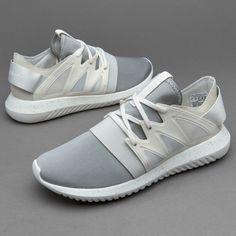 finest selection 30e89 e2eb4 adidas Shoes   Adidas Women S Tubular Viral White Sneakers   Color   Gray White   Size  7