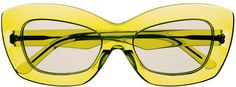 Prada Eyeglasses Frames---Lemon Yellow. Big Love www.focalglasses.com