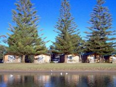 Narooma Big4 Narooma Easts Holiday Park Australia, Pacific Ocean and Australia Big4 Narooma Easts Holiday Park is conveniently located in the popular Narooma area. The hotel offers a wide range of amenities and perks to ensure you have a great time. To be found at the hotel are express check-in/check-out, luggage storage, Wi-Fi in public areas, car park, family room. Television LCD/plasma screen, internet access – wireless, whirlpool bathtub, non smoking rooms, air conditionin...