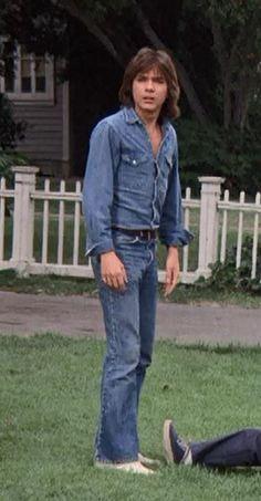 David Cassidy as Keith Partridge