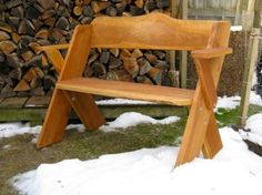 aldo leopold bench | How to Build