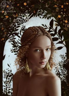 for Harper's Bazaar Fashion Forward by Viсtoria Bolkina, via Behance