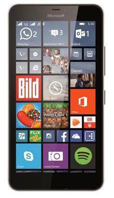Microsoft Lumia 640 - Smartphone libre