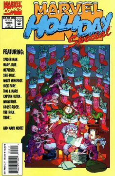 Happy Holidays from the folks at FyndIt! Are you looking for a special comic…