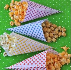 """Or more like these, but with diff kinds of popcorn and maybe with the """"Eat Me"""" on them and all the mixers there too? @Mallory LeBouef"""