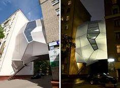 Resultado de imagen de arquitectura parasito