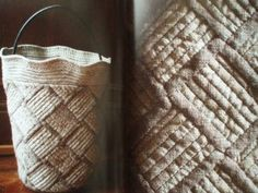 Basket Made From Cloth: Yoko Saito (Patchwork Pattern Book) __ picture from Amazon.com