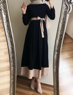 Available now harry up For order whatsapp on 01016020647 Our designs are only available in limited pieces, we are here to help you if you need anything just ask :) # Hijab Fashion Summer, Modern Hijab Fashion, Hijab Fashion Inspiration, Abaya Fashion, Modest Fashion, Fashion Dresses, Muslim Women Fashion, Islamic Fashion, Hijab Evening Dress