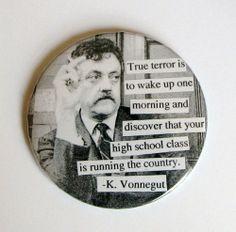 Quote by Kurt Vonnegut