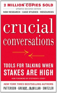 Bestseller books online Crucial Conversations Tools for Talking When Stakes Are High, Second Edition Kerry Patterson, Joseph Grenny, Ron McMillan, Al Switzler  http://www.ebooknetworking.net/books_detail-0071771328.html