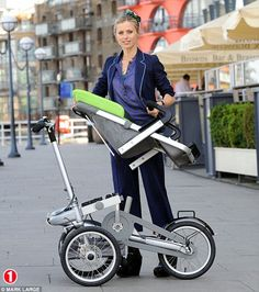 This is ingenious. Maybe by the time I have a little tyke to carry around, I'll be able to afford one. :)