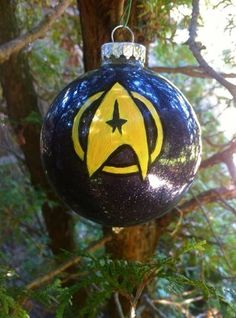 22 best Star TREK Ornaments images on Pinterest | Star Trek, Diy ...